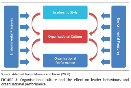 relationship between organizational culture and performance pdf