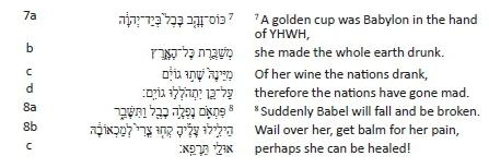bibel hebräisch deutsch online