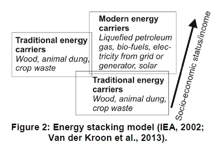 The energy transition patterns of low-income households in