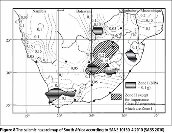 Image Result For Seismic Zone Map