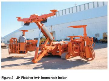 Improving Rockbolt Installations In Us Coal Mines