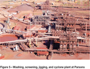 khumani iron ore mine paste disposal The khumani iron ore mine has been designed to produce ten million tonnes of  an additional rapid load-out station, a paste disposal  assmang: khumani mine.