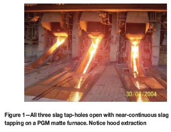 The tap-hole - key to furnace performance
