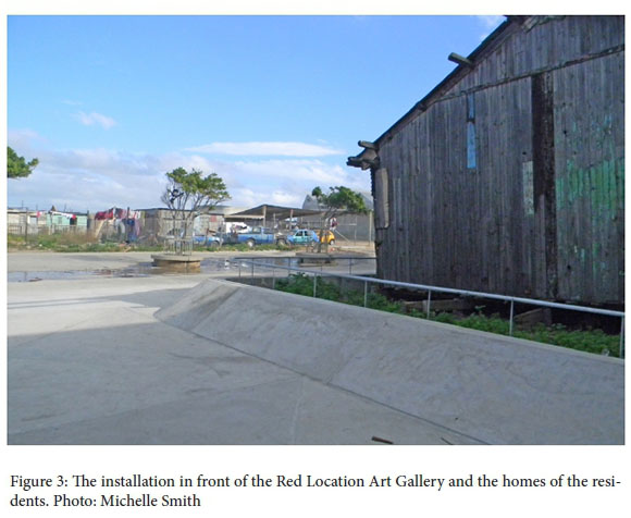 Interment: re-framing the death of the Red Location Museum