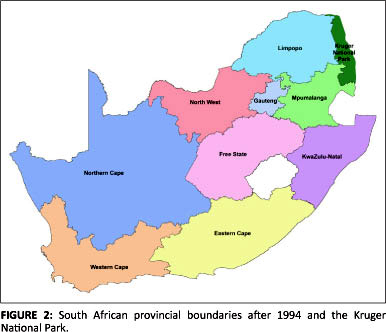 Temporal and spatial history of Rift Valley fever in South Africa