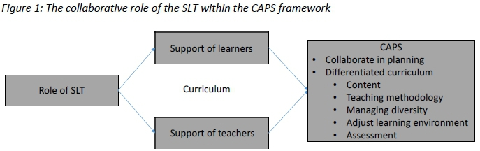 The South African national school curriculum: Implications