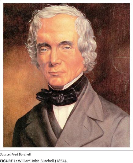 William John Burchell The Multi Skilled Polymath