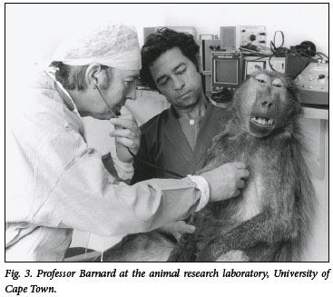 Heart transplantation: research that led to the first human transplant in  1967
