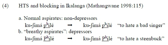 A comparative study of depression in Bantu, Khoisan and Chinese Wu
