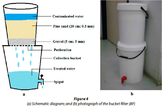 Removal Of Waterborne Bacteria From Surface Water And