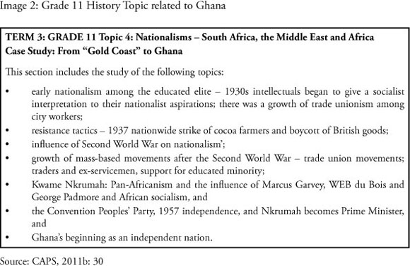Ghana, cocoa, colonialism and globalisation: introducing